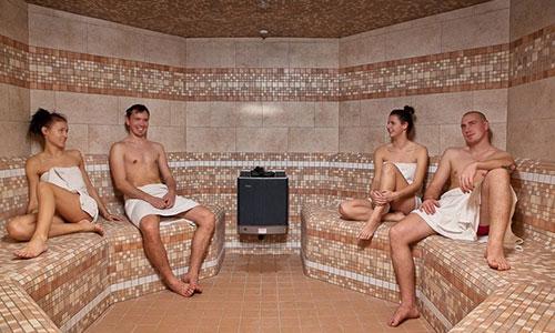 Inhalačná sauna