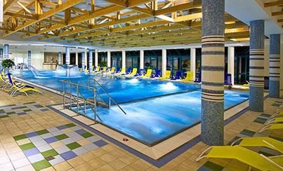Kľudový bazén