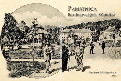 Pamätnica Bardejovských Kúpeľov