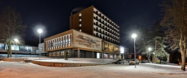 Fotogaléria exteriéru hotela