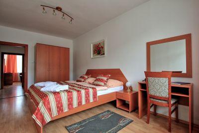 Hotel Ozón apartmán