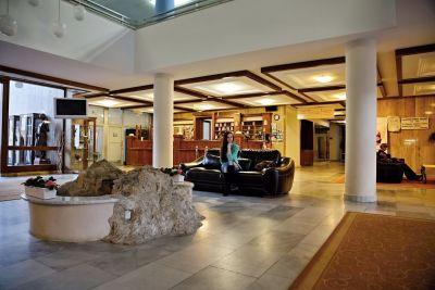 Hotel Ozón foyer