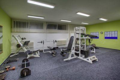 Hotel Ozón fitness
