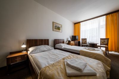 Hotel Ozón izba štandard***