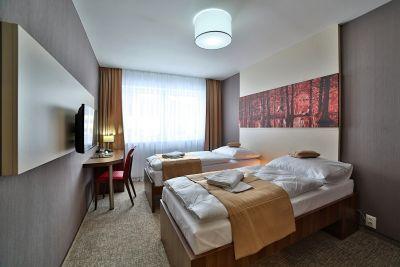 Hotel Alexander dvojlôžková izba