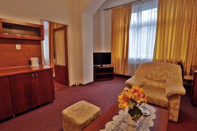 Hotel Astória apartmán superior***+