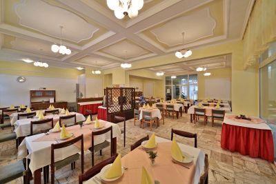 Hotel Mier Jedáleň