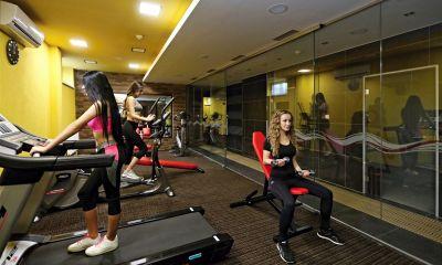 Hotel Alexander fitness